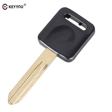 KEYYOU New Transponder Car Key Blank for Nissan Key Case Cover Free Shipping