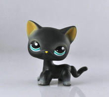 Pet Short hair Cat Collection Child Girl Boy Figure Toy Loose Cute LP973(China)