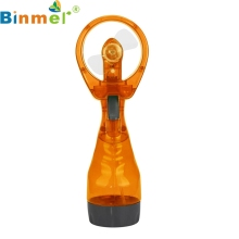 Binmer New Shocking Show Portable Handheld Mini Air Conditioner Cooler Fan Spray Battery