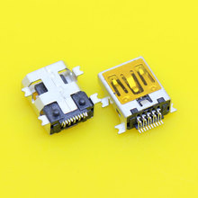 cltgxdd MI-020   10pin Mobile Phone Tablet PC Mini USB Connector communly used 10P 10-pin MINI USB Jack 40X