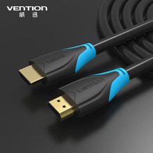 Vention HDMI Cable 1M 2M 3M 5M 10M HDMI to HDMI Cable HDMI 1.4 4K 1080P 3D for PS3 Projector HD LCD Apple TV Computer Cables