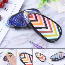 1pcs 15m length novelty correction tape material escolar kawaii stationery office school supplies papelaria color randomly(China)