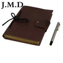 J.M.D 2017 New Vintage Leather Notebook Leather Manufacturer Leather Diary 8081