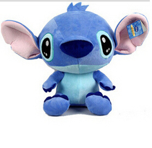 1pcs 30cm Cute Cartoon Lilo and Stitch Plush Toy Doll Stuffed Toys Dolls Baby Toy Children's Gift