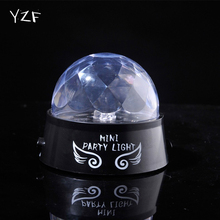 YZF New Amazing Flashing Colorful Sky Star Master LED Night Light Lovely Sky Starry Star Projector Novelty Gifts Free Shipping