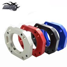 High Quality OBX Throttle Body Intake Manifold Billet Aluminum High Flow Spacer Gaskets For Acur RSX/Honda Civic W/NOC