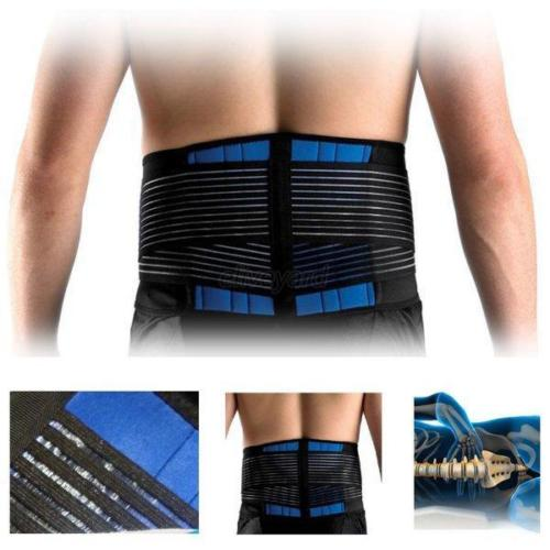 CFR Men backbelt Adjustable Elstiac Waist Support Belt Lumbar Back support belt Brace Slimming Belly bands Trainer workout women 4