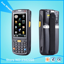 3.5 Inch Rugged Handheld PDA Industrial Windows Mobile 6.5 GPS WIFI 1D 2D Laser Barcode Scanner Data Terminal(China)