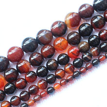 "Natural Dream agates 6-20mm Round Loose Beads 15"", For DIY Jewelry Making ,We provide mixed wholesale for all items !"