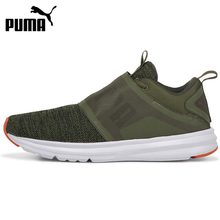 Original New Arrival 2018 PUMA Enzo Strap Knit Men s Running Shoes Sneakers ae2e553fd