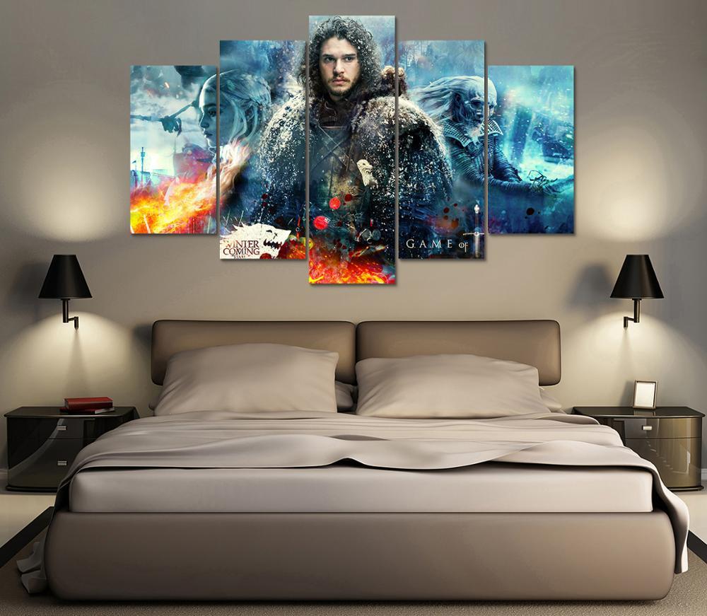 Game of Thrones Jon snow1-2
