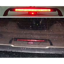 "ZYHW Brand New 12V Red LED Car Third Brake Light 12.9"" x 1.7"" x 0.5"" (L * W * T) Universal third brake light"