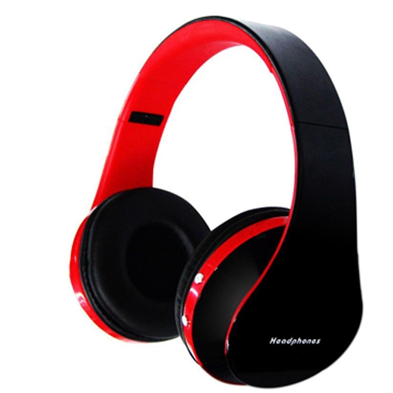 Foldable Wireless Headphones Stereo Sports Gaming Music Noise Reduction Built-in Microphone Headset Wireless Bluetooth Headset<br><br>Aliexpress
