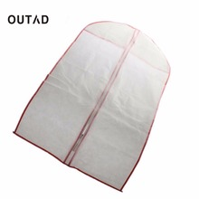 OUTAD New Coat Clothes Garment Suit Cover Bags Dustproof Hanger Storage Protector
