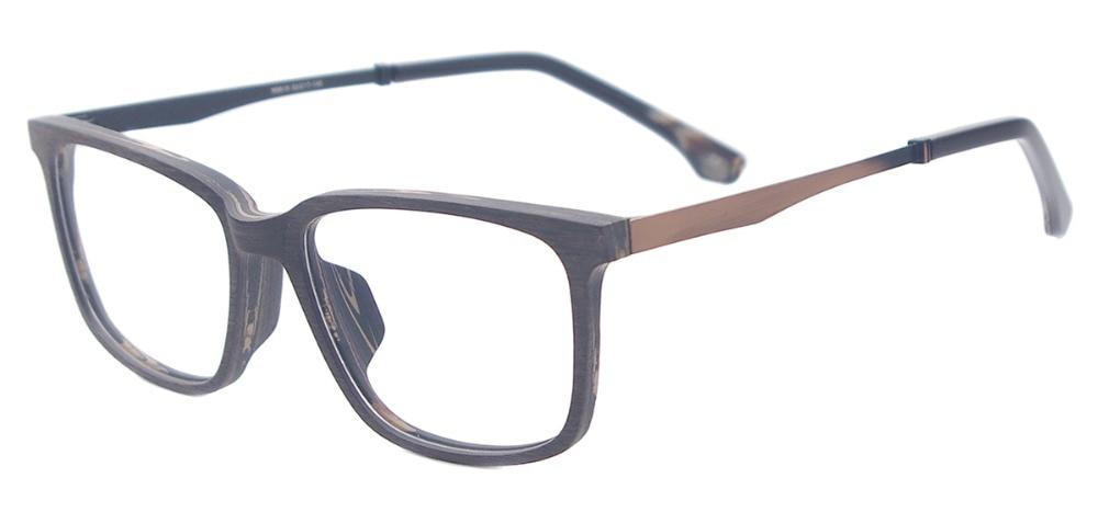 Compre TendaGlasses Homens Quadrado Óculos De Armação Óculos De ... f300163556