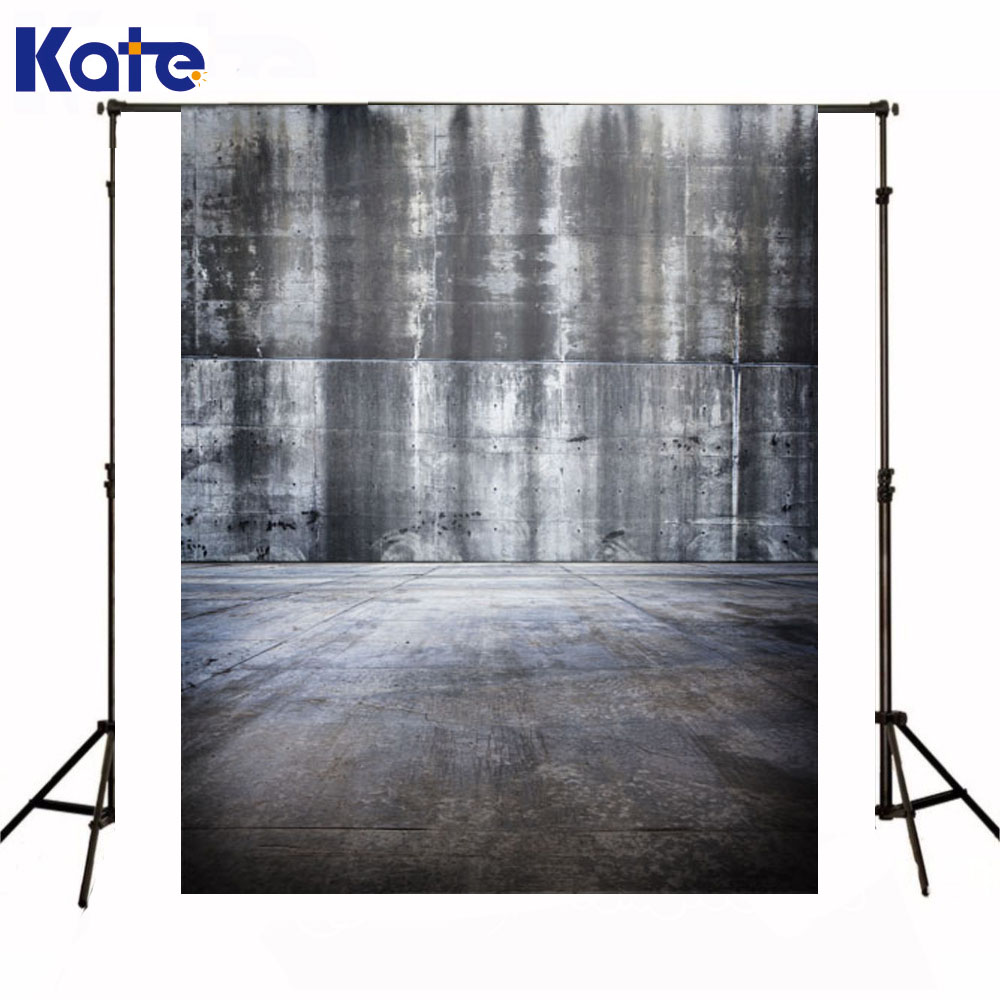 Kate Newborn Baby Photography Backdrops Gray Brick Wall Foto Achtergrond Kerst Broken Spot Backgrounds For Photo Shoot<br>