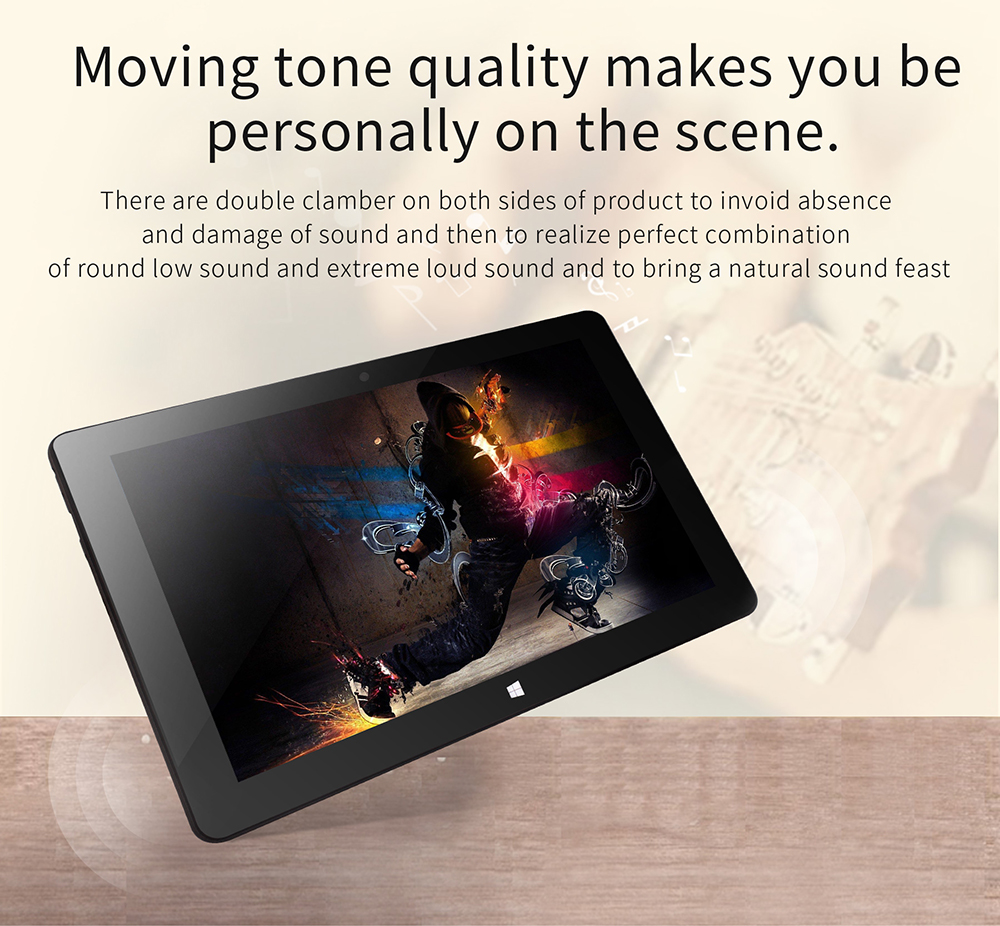 Jumper EZpad 4S Pro tablets 10.6 inch tablet pc windows tablet Cherry Trail X5 Z8350 laptop 4GB/64GB Bluetooth 4.0 notebook