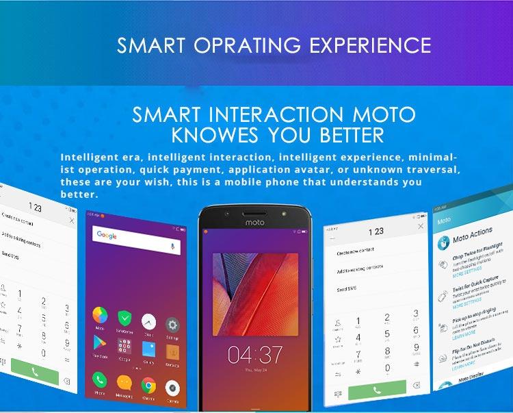 Motorola MOTO G5S XT1799  Smartphone