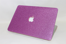 "Shiny color PC Case ForApple Macbook Pro 13"" 15"" for Macbook Air 11"" Laptop cover protector Tablet Sleeve sticker decoration"