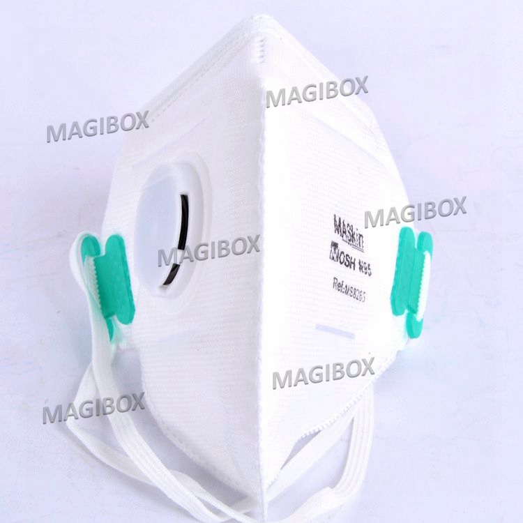 N95 Portable Noish dustproof and anti haze masks breathing valve mounted PM2.5 Valved Particulate Respirator<br><br>Aliexpress