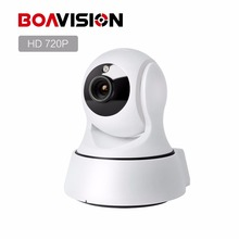 BOAVISION 1.0MP 2MP Home CCTV Surveillance Camera Night Vision HD 720P 1080P Smart Camera Two Way Audio Wireless IP Camera WIFI(China)