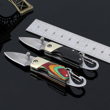 Small Folding Knife Mes Cuchillos Survival Knife Army Pocket Hunting Knife