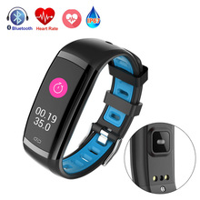 Color Screen Smart Bracelet CD09 Blood Pressure Heart Rate Monitor Watch Intelligent Wrist Fitness Tracker Smartband Wristband