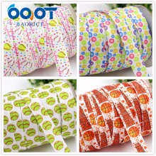 OOOT BAORJCT 1752622,16MM cartoon elastic FOE ribbon,10yds DIY handmade Headdress accessories Rubber band decoration