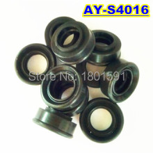 100pieces wholesale rubber seals 16.4*6.9*9mm good quality auto parts fuel injector repair kits viton o rings (AY-S4016)