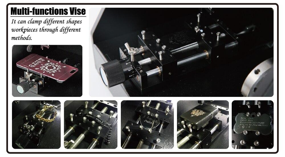 ART Jewelry CNC engraving machine 6