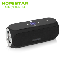 HOPESTAR H19 24W Portable Wireless Bluetooth Touch Control Speaker Outdoor Bass Speakers NFC Loudspeaker Subwoofer Sound Box(China)