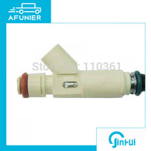 12 months quality guarantee fuel injector nozzle for Mazda Tribute,For-d Escape OE No.YL8E-C2B,195500-3520(China)