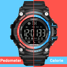 Sport Digital Watches Men Pedometer Calorie Led Bluetooth Electronics Wristwatch Waterproof Running Relogio Masculino Hodinky 44