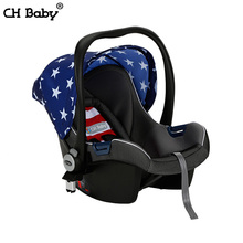 Chbaby Newborn Baby Safety Seat For Car Baby Basket Type(China)