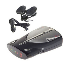 Car Radar Detector RUSSIAN COBRA XRS9740 English and Russian verstion and Voice ,anti laser car detector radar speed detector