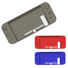 Full Body Cover Protective Soft Silicone Anti-Slip Case Skin Guard for Nintend Switch Joy-Con NS NX Console Controller Accessory