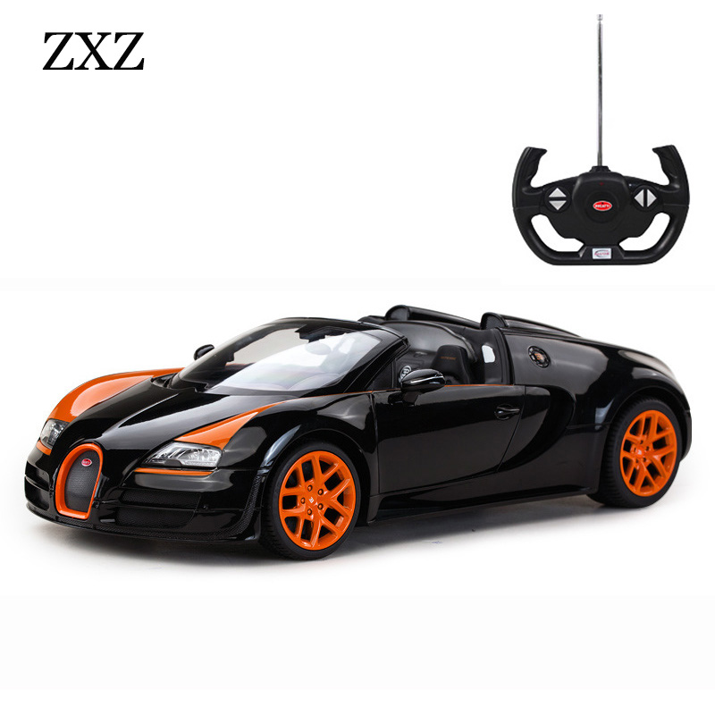 Luxury Sports RC Toy Car Micro Racing 4WD 2.4GHz High-end Remote Control Model Children Vehicle Drift Charging Adult Toy Gift
