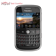 directly Selling 100% Original Unlocked 9000 Original Blackberry Bold 9000 Mobile Phone GPS WIFI 3G Cell Phone Refurbished(China)