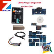 NEW arrival OEM Orange5  programmer Professional Programming Device  orange 5 With Full Hardware + Enhanced Function Software