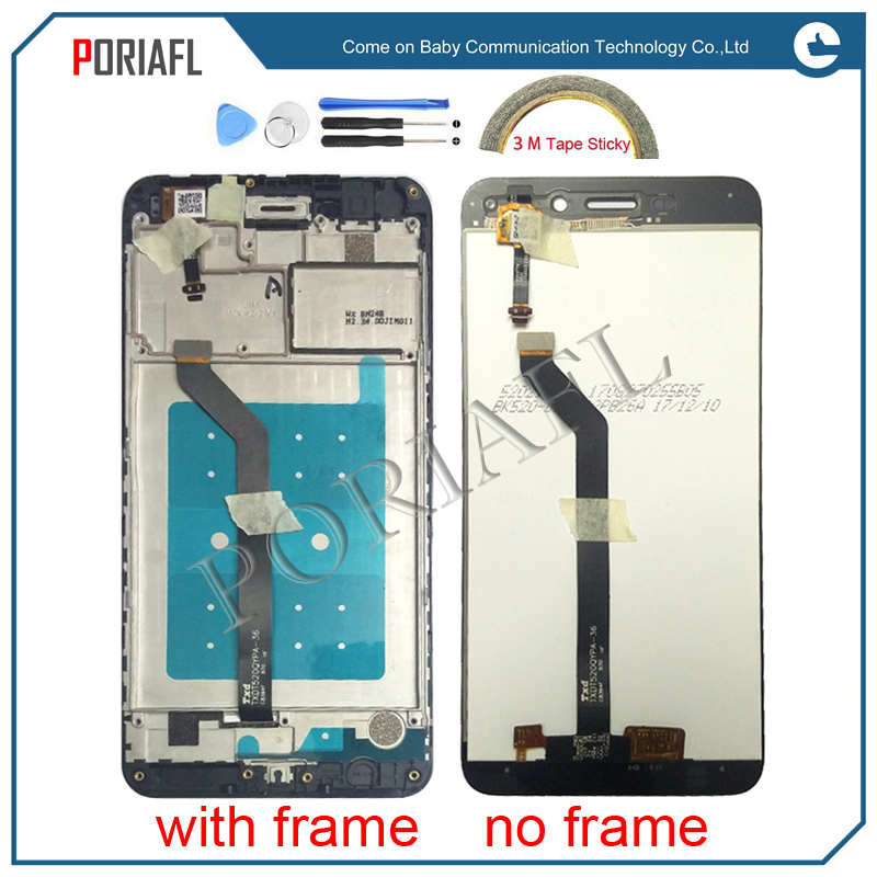 For Huawei Honor V9 play For Honor 6C Pro 02