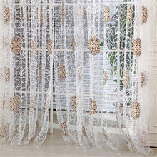 Home Decor For Living Room Window Curtains Line String Window Curtain Tassel Door Room Divider Scarf Valance