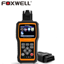 FOXWELL NT630 Pro Car OBD2 Diagnostic for Engine ABS Airbag SRS Crash Data Reset SAS via OBDII Auto OBD 2 II Reader Scanner Tool(China)