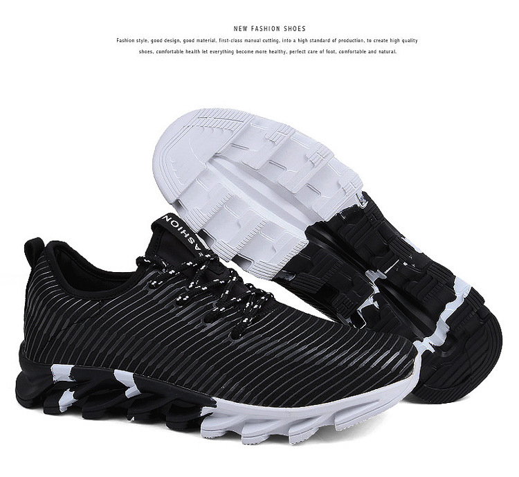 17New Hot Light Running Shoes For Men Breathable Outdoor Sport Shoes Summer Cushioning Male Shockproof Sole Athletic Sneakers 46