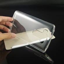 Ricestate 0.6mm Thin Clear Transparent Soft  silicone TPU Case For LG G3 G4 G5 K10 G4mini G4 Stylus Nexus 5X Back Cover Case