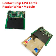 ACM38U-Y3 Contact Chip CPU Card Reader Writer Module W/ USB Interface ISO7816 Standard Support Embedded Integration