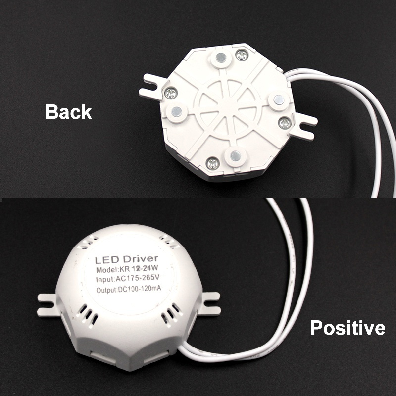 220V 5730 SMD LED Bulb Plate Octopus Energy Saving Lamp Plafon 12W 16W 24W PCB Board Modified Light Source Ceiling Lamp Tube