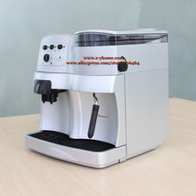 Full automatic 15 Bar high quality Espresso coffee maker coffee bean grinder cappuccino coffee machine nice crema & milk frother