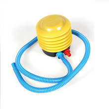 New Balloon Air Pump Balls Inflator Foot Push Air Pump Swimming Ring Inflatable Tool Wedding Event Party Supplies FP8
