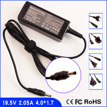 19.5V 2.05A Laptop Ac Adapter Power SUPPLY + Cord for HP/Compaq Mini 210-1010NR 210-1041NR 210-1014SA 210-1014SG 210-1015EE(China)