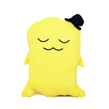 Code Geass(C.C) 's cheese kun plush pillow Soft Stuffed Doll 35cm